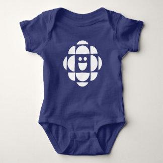 CBC Kids Logo | White Baby Bodysuit