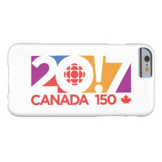 CBC/Radio-Canada 2017 Logo Barely There iPhone 6 Case