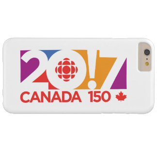 CBC/Radio-Canada 2017 Logo Barely There iPhone 6 Plus Case