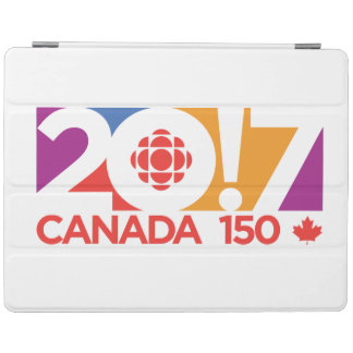 CBC/Radio-Canada 2017 Logo iPad Cover