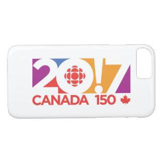 CBC/Radio-Canada 2017 Logo iPhone 8/7 Case