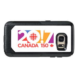 CBC/Radio-Canada 2017 Logo OtterBox Samsung Galaxy S7 Case