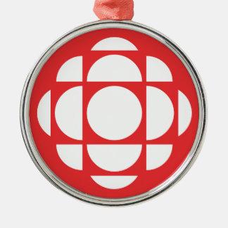 CBC/Radio-Canada Gem Christmas Ornament