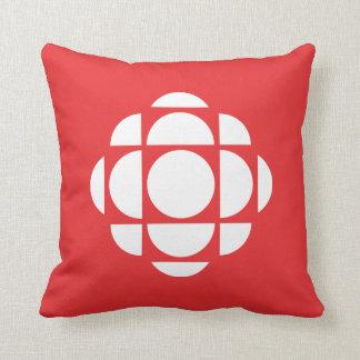 CBC/Radio-Canada Gem Cushion