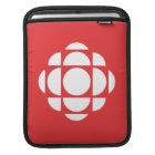 CBC/Radio-Canada Gem iPad Sleeve