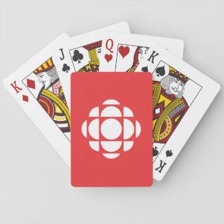 CBC/Radio-Canada Gem Playing Cards