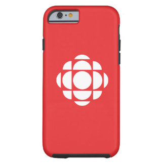 CBC/Radio-Canada Gem Tough iPhone 6 Case