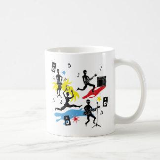 CBG Ninja Band Coffee Mug