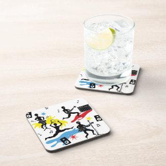 CBG Ninja Band Drink Coasters