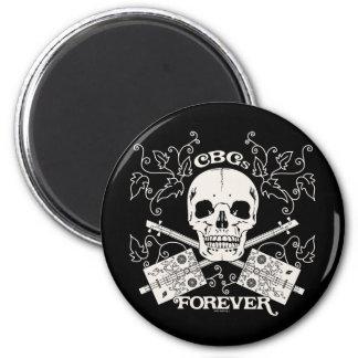 CBGs FOREVER Magnet