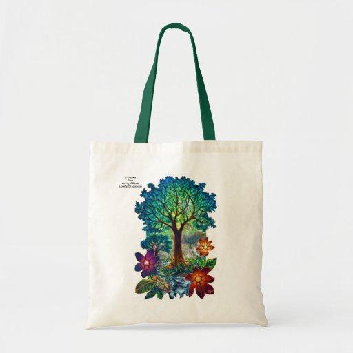 CBjork, 3 Wishes Tree, bag