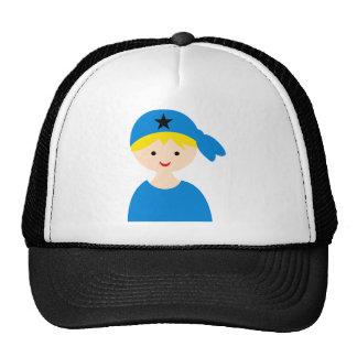 CBoyRocksP10 Mesh Hat