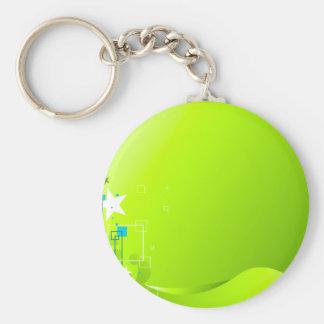 CC-036.ai Basic Round Button Key Ring