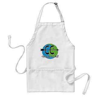 CC Cross Country - Because I CAN!! Standard Apron