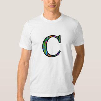 Cc Illuminated Monogram T-shirts