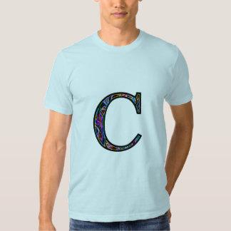Cc Illuminated Monogram Tees