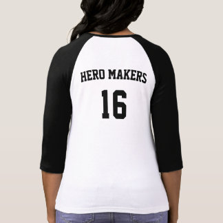 CCA Hero Makers 16 Shirt