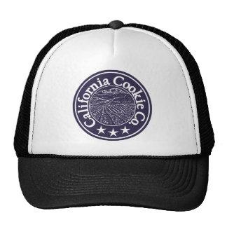 CCC BLUE Logo STARS SIMPLIFIED Mesh Hats