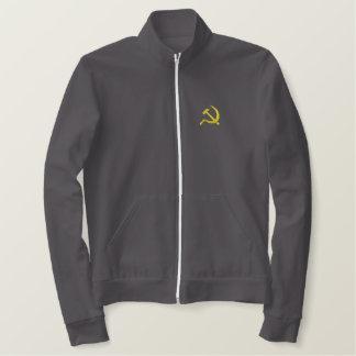 CCCP Серп и Молот Sickle & Hammer  ロシア Embroidered Jackets