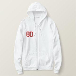CCCP EMBROIDERED HOODY