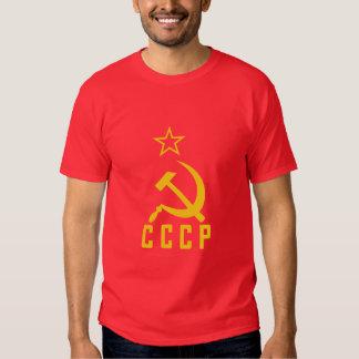 CCCP (Style C) Tee Shirts