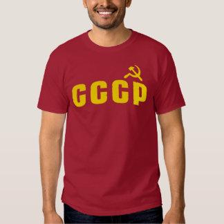 CCCP T SHIRTS