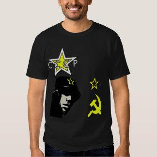 CCCP! The USSR Lives! Shirts