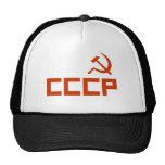 CCCP TRUCKER HATS