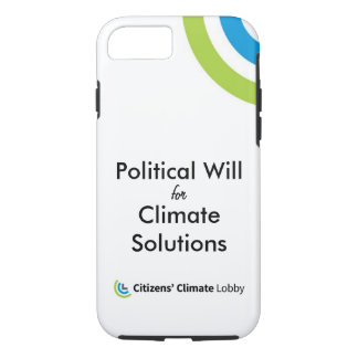 "CCL ""Climate Solutions"" iPhone 7 Case"