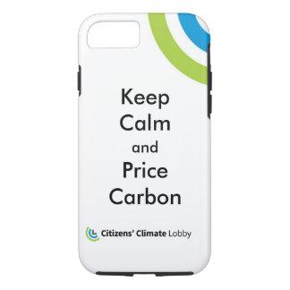 "CCL ""Keep Calm"" iPhone 7 Case"