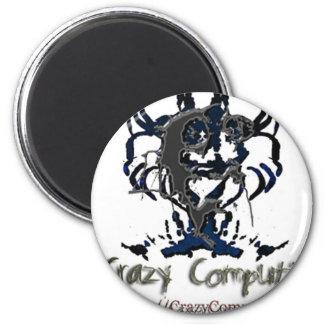 cclogo 6 cm round magnet