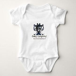 cclogo baby bodysuit