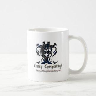 cclogo classic white coffee mug