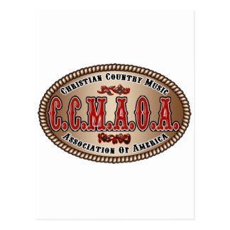 CCMAOA Buckle Postcard
