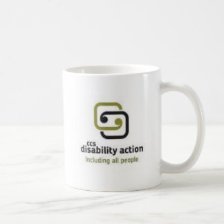 CCS Disability Action Coffee Mugs