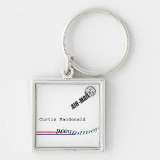 """CD Cover Art """"Dreamliner"""" Keychain"""