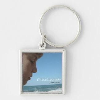 "CD Cover Art ""Grandcascade"" Key Chains"