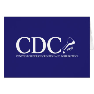 CDC NOTE CARD
