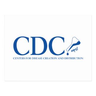 CDC POSTCARD