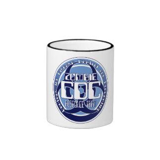 CDC Zombie Responce Team Ringer Mug