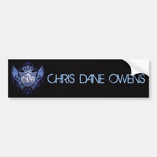 CDO Crown & Shield -Bumper Sticker