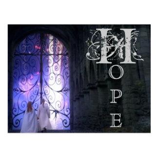 CDO-HOPE Postcard-Light Speed
