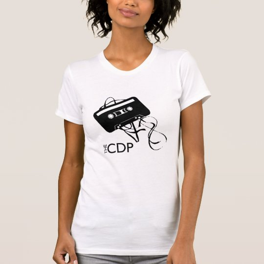CDP Ladies Mix-Tape Camisole T-Shirt