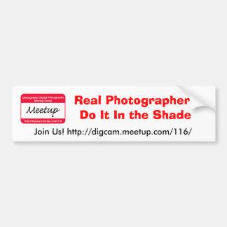 CDP Meetup  Bumper sticker
