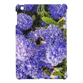 Ceanothus Flower Bee iPad Mini Case