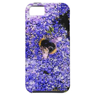 Ceanothus Flower Bee iPhone 5 Case