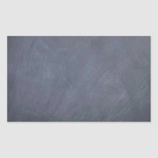 Ceate own Slate Chalkboard accessories - customize Rectangular Stickers