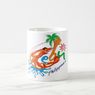 Cebu Basic White Mug