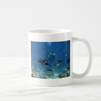 Cebu Diving.jpg Basic White Mug