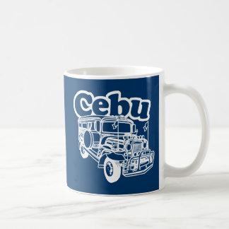 Cebu Jeepney Coffee Mugs